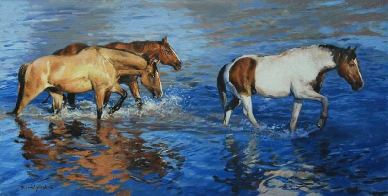 Dancing Waters by David Yorke Art