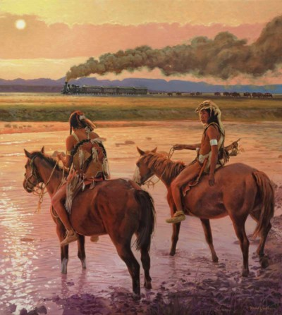 Manifest Destiny by David Yorke Art