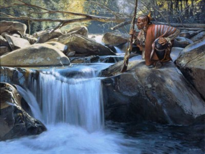 The Crossing by David Yorke Art